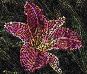 mosaic.lily